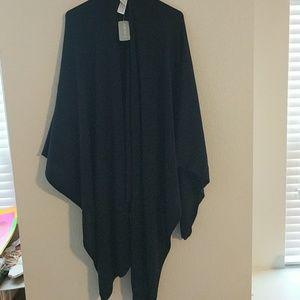 3X Forever 21 black shawl NWT